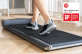 Flow Fitness DTM100i detail 3