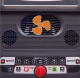 BH FITNESS PIONEER R7 ventilátor